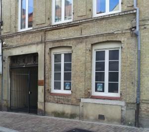 Cabinet d'Ostéopathie à Saint-Omer, Damien Heus